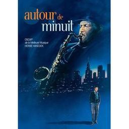 Autour de minuit / Bertrand Tavernier, réal.scénario | Tavernier, Bertrand (1941-....). Metteur en scène ou réalisateur. Scénariste