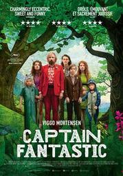 Captain Fantastic / Matthew Ross, réal., scénario | Ross, Matt (1970-....). Metteur en scène ou réalisateur